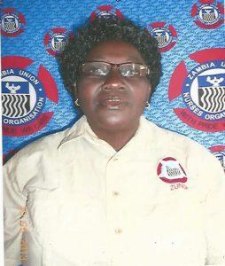 Agness Namwila