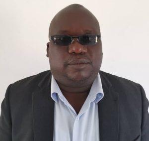 Mr. Gibson Kabombo